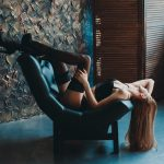 Фото проститутки СПб по имени Леся